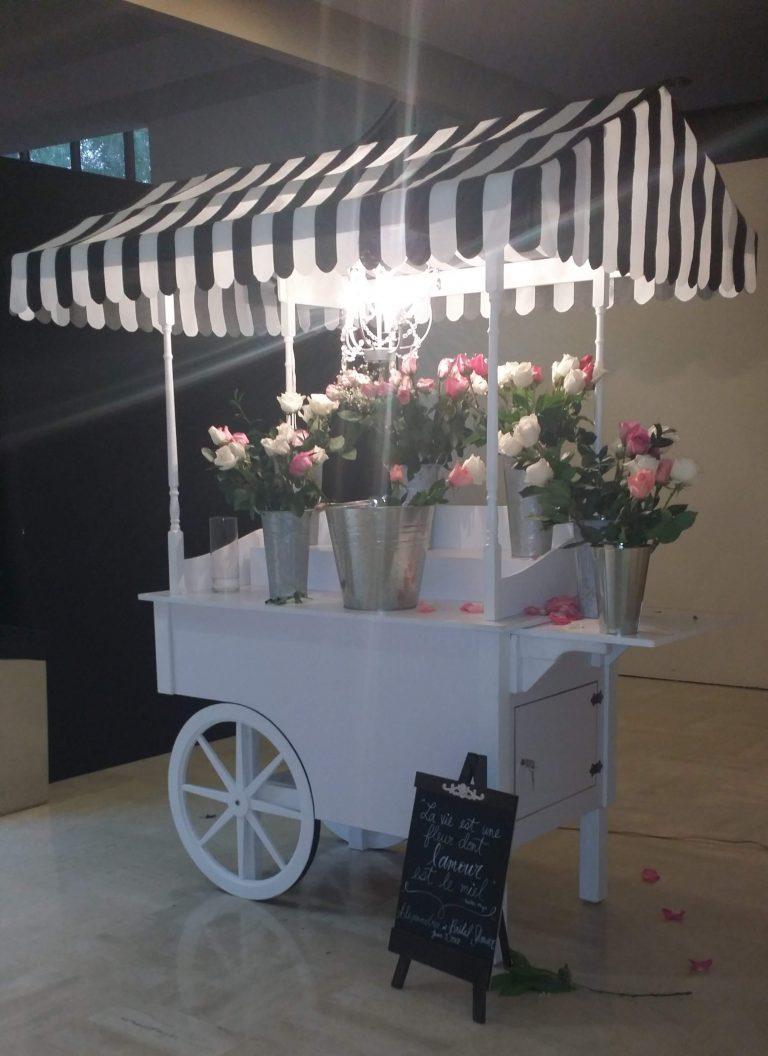 Large Sweet Cart Rental