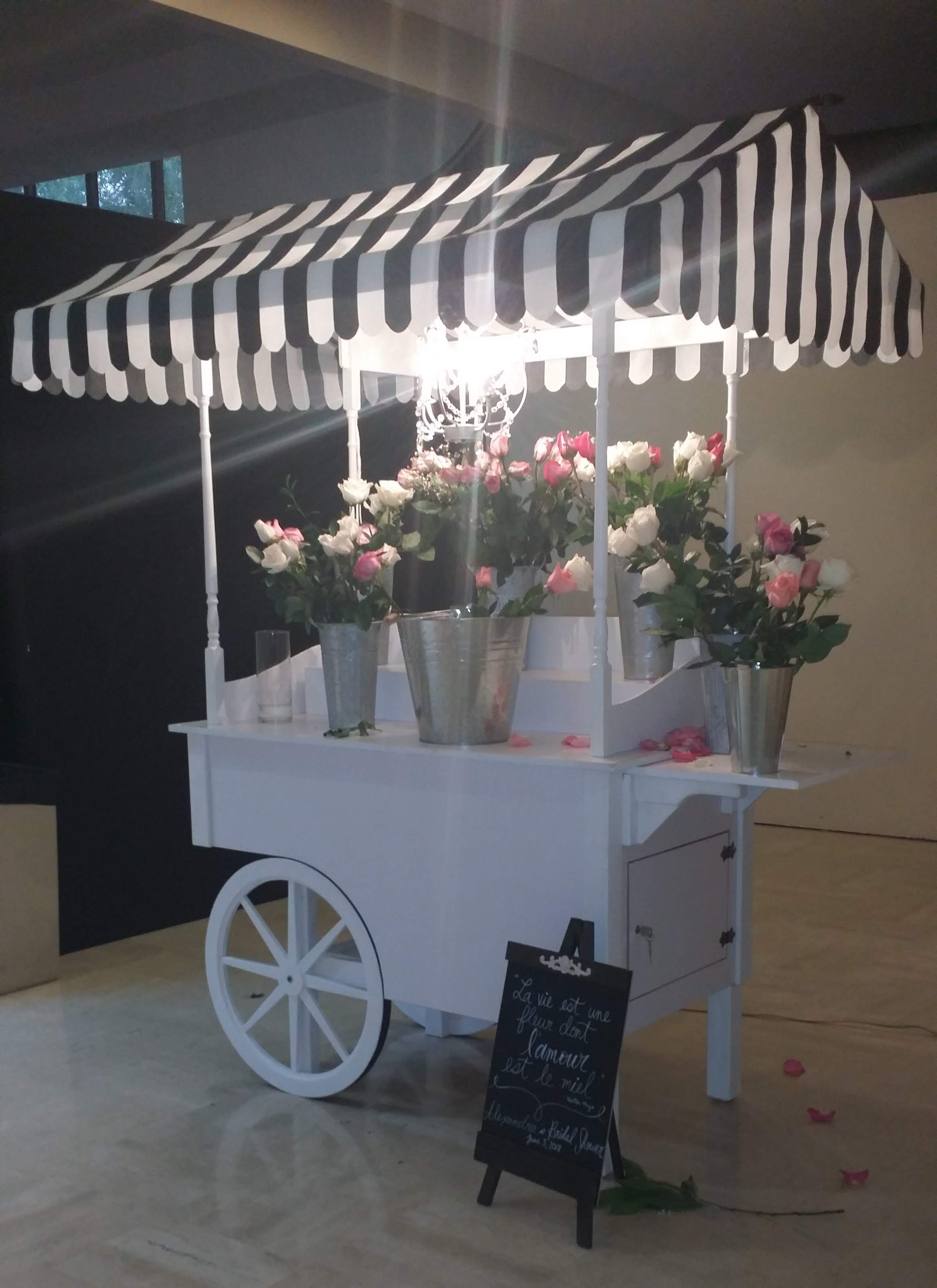 Large Sweet Cart Rental